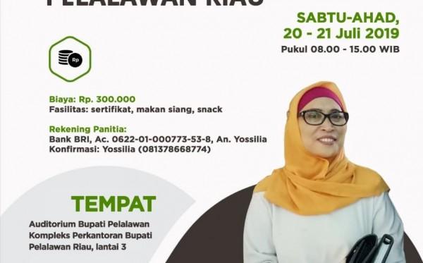 Kelas Editor Buku MediaGuru Pelalawan Riau