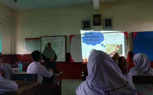 Kelas Baru dan Literasi