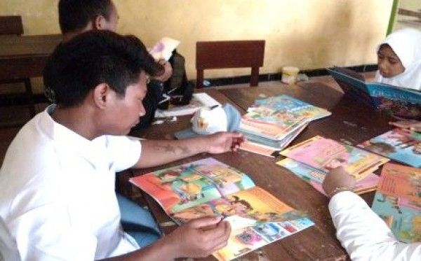 Literasi untuk Anak Tunagrahita? Why Not