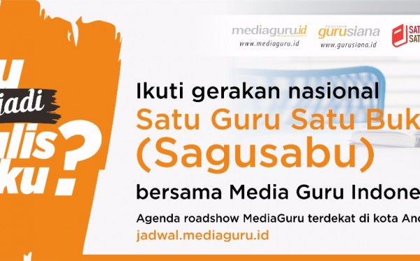Workshop Menulis Satu Guru Satu Buku (Sagusabu) Penjaminan Mutu Pendidikan, LPMP DKI Jakarta (5 - 6 September 2019)