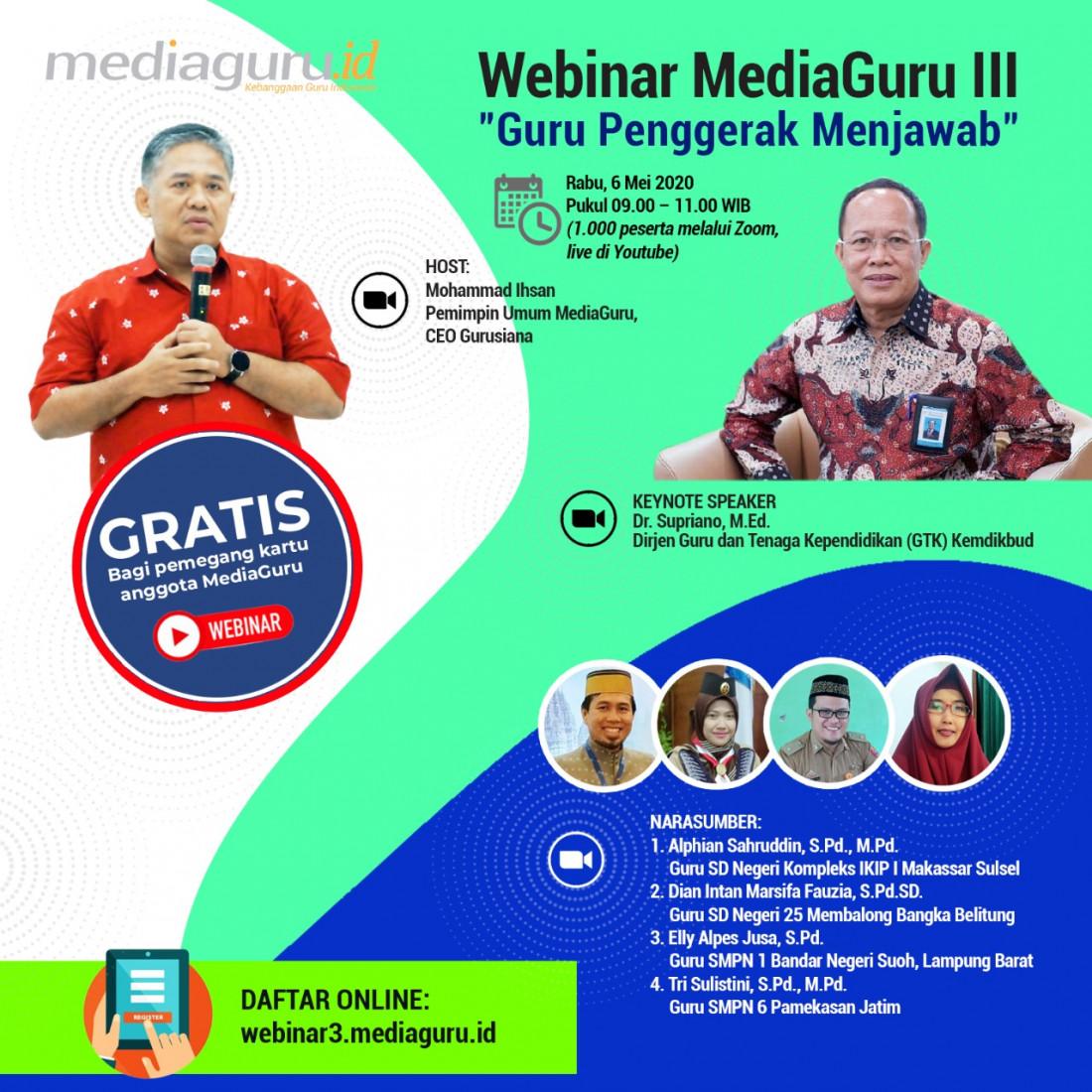 Webinar III MediaGuru